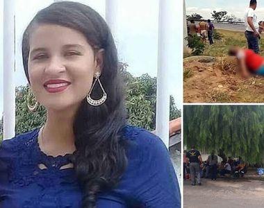 Ştirea care face înconjurul lumii! Au urmărit o femeie însărcinată, i-au tăiat burta şi...