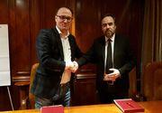 Alexandru Cumpănaşu şi Bobby Păunescu au semnat alianţa CNMR şi ARMIS! Apare cea mai mare organizaţie economică, socială, academică şi culturală din România