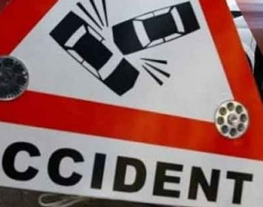 Accident rutier la Ploiesti - au fost ranite sase persoane, intre care trei copii