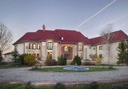 Cum arata vila de 6 milioane de dolari a fostului primar al Bucurestiului Crin Halaicu