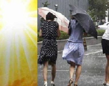Meteorologii au publicat prognoza meteo pentru urmatoarele doua saptamani. Romania,...