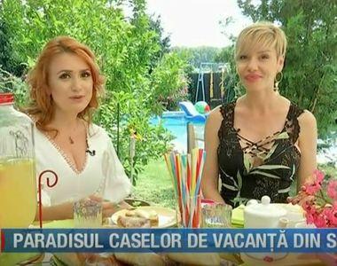 Casa de vedeta va prezinta paradisul caselor de vacanta din zona lacului Snagov. Si-a...