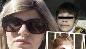 Mama lui Ionuţ Anghel, băieţelul ucis de maidanezi, se teme că al doilea fiu al ei este în pericol!!! EXCLUSIV