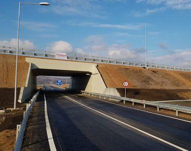 O nouă autostradă se deschide astăzi în România! Lucrarea e finalizată după patru ani...