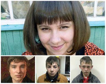 CRIMĂ ORIBILĂ! Anastasia, mama a doi copii, violată în grup și ucisă de trei puștani! După ce și-au făcut poftele cu ea, adolescenții au ucis-o și i-au aruncat cadavrul în pădure