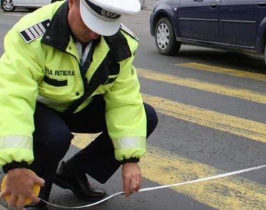 Fetiță de 6 ani din Focșani, accidentată GRAV în timp ce traversa pe trecerea de...
