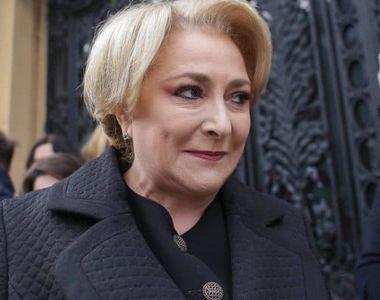 Viorica Dăncilă, în pericol! Opoziția avrea să o demită prin moțiune de cenzură