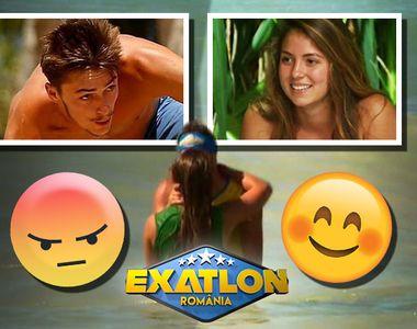 Idila de la Exatlon dintre războinicul Iulian şi mexicanca Ana Laura, în pericol!...
