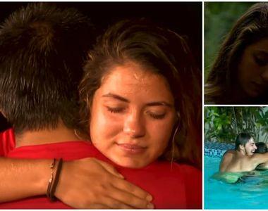 L-a uitat pe Iulian? Ana Laura Gonzalez, îmbrăţişări tandre cu un coleg de la Exatlon...
