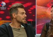 """Paula Vieru şi Ciprian Silaşi, conflict în direct la FanArena! Declaraţiile Războinicului au enervat-o pe fosta concurentă de la Faimoşi: """"Un caracter jegos"""""""