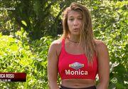 Exatlon 15 noiembrie. Monica Roşu, reacţie neaşteptată după ce a câştigat eliminarea în faţa Paulei