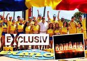 Concurenţii Exatlon, mândri că sunt români! Au jucat pentru ţara noastră, au cântat imnul şi au strigat ROMÂNIA tocmai în îndepărtata Republica Dominicană VIDEO EXCLUSIV