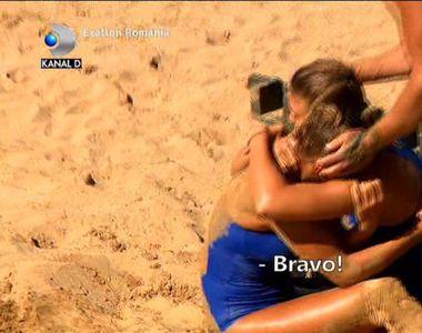 Câştigător Exatlon sezon 2. Prima reacţie a lui Beatrice Olaru după ce s-a calificat în...