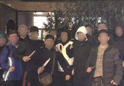 Caz terifiant în București! Elev urmărit, bătut și tăiat de 30 de interlopi. Agresorii s-au fotografiat cu cuțitele în mână