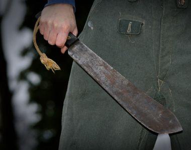 El este suspectul care a intrat cu o macetă într-un cazinou din Timișoara. Nu a reușit...