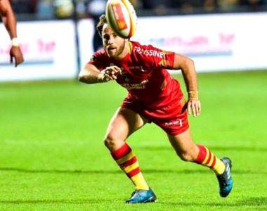 Doliu în lumea sportului! Un celebru jucător de rugby a murit după un placaj violent....