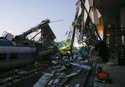 Nouă morți și 50 de răniți într-un accident feroviar produs în această dimineață! E tragedie uriașă în țară