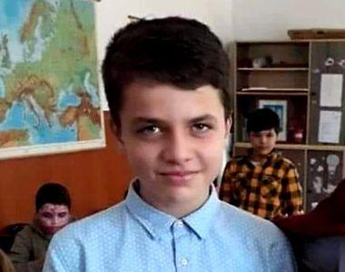 Elev de 12 ani din Petroșani, dispărut din fața școlii! Tatăl băiatului susține că a...