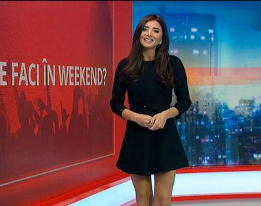 Ce faci în weekend? Ilinca Obădescu vine cu cele mai tari sugestii pentru un weekend de...