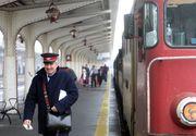 Scenariu de coșmar în perioada sărbătorilor: Trenurile din România ar putea să nu circule!