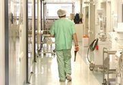 """Un bărbat degerat a murit la Motru, după ce a fost ţinut trei zile în spital fără să fie operat. Explicația medicului este halucinantă: """"Ieşeam din tură!"""""""
