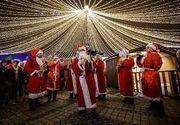 Ajutoarele lui Moș Crăciun au luat cu asalt Sibiul pentru o cauză nobilă!
