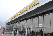 Aeroportul Internaţional din Timişoara, închis temporar din cauza zăpezii