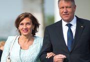 Prima ieșire în public a lui Carmen Iohannis, după ce nu s-a prezentat la Parchetul General. Unde se află Președintele și soția sa