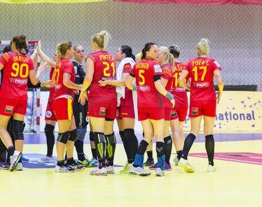 România termină pe 4 Campionatul European de handbal feminin
