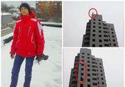 Bogdan, un adolescent de 15 ani, a murit sub ochii mamei sale, după ce a sărit de pe acoperișul unui bloc
