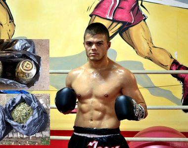 Multiplul campion național la K1, Adrian Maxim, arestat pentru trafic de droguri de...