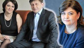 Soţia lui Crin Antonescu are conturile pline! Europarlamentarul Adina Vălean a economisit 300.000 de euro!