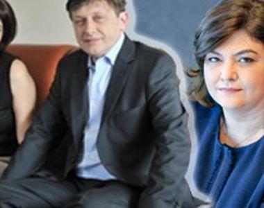 Soţia lui Crin Antonescu are conturile pline! Europarlamentarul Adina Vălean a...