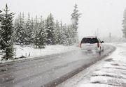 Greșelile pe care le fac toți șoferii în trafic iarna.  Atenție mare