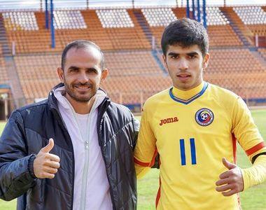 Un armean la naționala României! Băiatul lui Arman Karamyan a debutat cu gol în tricolor