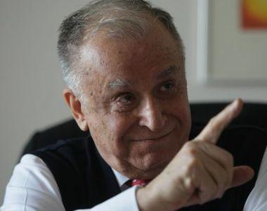 """Ion Iliescu, despre situația din PSD: """"Trece printr-o perioadă destul de..."""