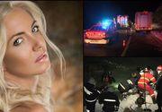 Noi detalii ies la iveală după moartea cântăreței Anca Pop! Tânăra ar fi cerut să fie îngropată în Dunăre, chiar înainte să moară
