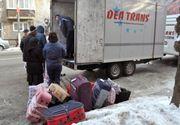 Sărbători printre străini! Sute de mii de români din diaspora așteaptă cu nerăbdare pachetele de acasă