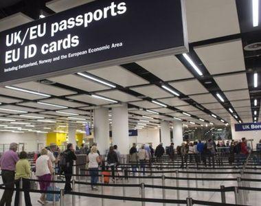 Alertă de securitate pe  aeroportul Gatwick din Londra. Mai multe zboruri sunt suspendate