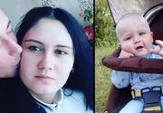 """Maria și-a ucis bebelușul cu 21 de lovituri de cuțit! """"Nu se oprea din plâns, ce să îi fac?"""" - E cutremurător ce au descoperit polițiștii"""