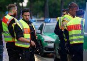 Ameninţare cu bombă la un târg de Crăciun din Germania