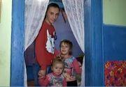 Sărbători triste pentru copiii sărmani din Vaslui! De Crăciun, nu își doresc decât să aibă ce mânca