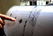 Cutremur în această dimineață, în România!