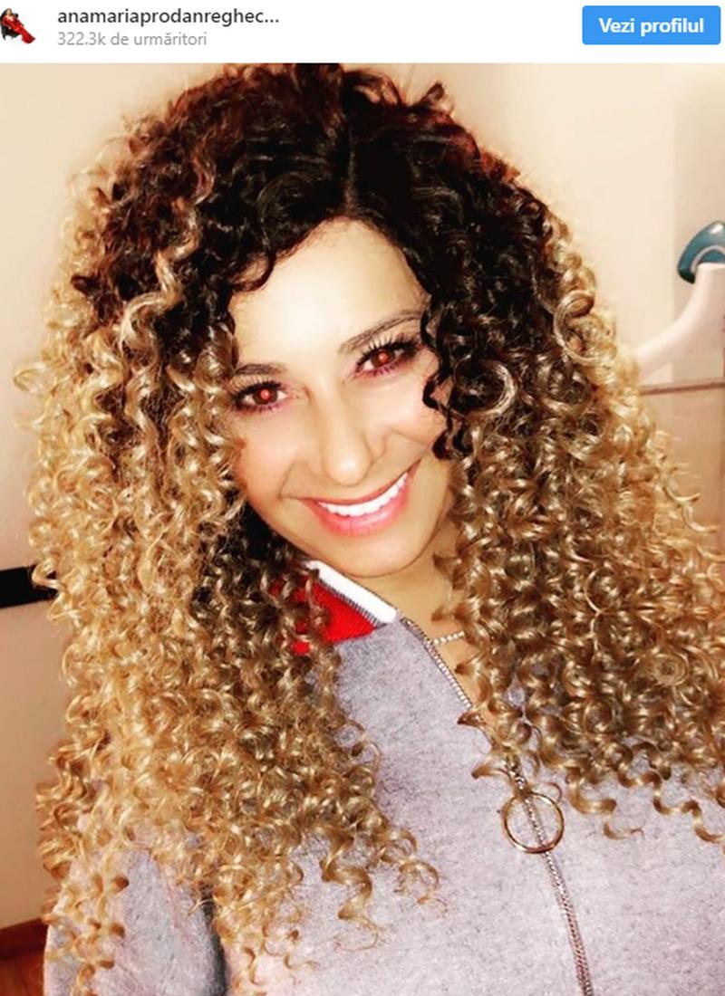 Anamaria Prodan Instagram ana maria prodan și-a schimbat look-ul. e de nerecunoscut