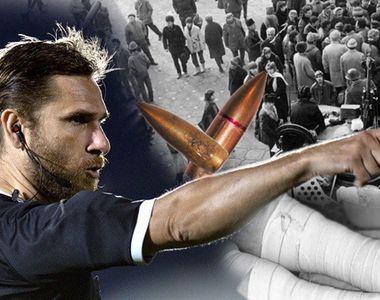 Povestea cutremurătoare a arbitrului de fotbal împuşcat la Revoluţie! Alexandru Tudor a...