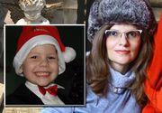 Ce face mama băieţelului ucis de câini pentru a-şi alina durerea? Andreea Anghel creeaza la atelier ingerasi! EXCLUSIV