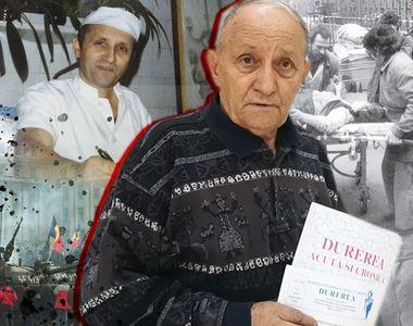 """Ce se întâmpla la Revoluţie în spitalele din Bucureşti.  """"Am stat 10 zile numai în..."""