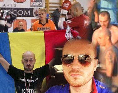 Luptătorul care l-a bătut măr pe Mircea Badea, mesaj trist despre românul ucis în Londra