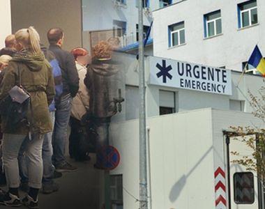 Revelion agitat la Urgenţe! Peste 2000 de persoane au ajuns la spital