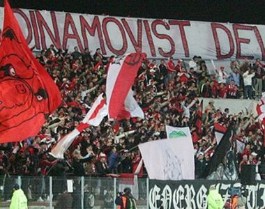 Scandal mare la Dinamo, după ce soția unui fotbalist a fost agresată în tribune